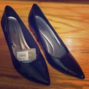 Size 12 pointed toe heels